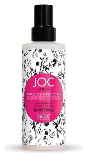 Спрей-кондиционер для волос двухфазный Стойкость цвета  Barex Italiana