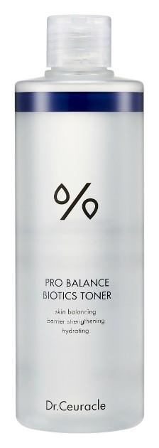Увлажняющий тонер для лица с пробиотиками Pro-balance Biotics Toner  Dr. Ceuracle