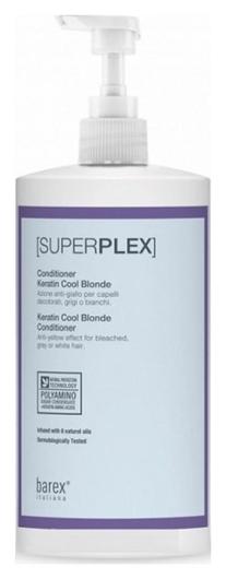 Кондиционер для придания холодного оттенка волосам  Barex Italiana