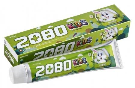 Детская зубная паста с яблочным вкусом DC 2080