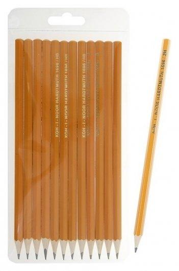 Набор чёрнографитных карандашей  Koh-i-noor
