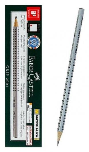 Карандаш чернографитный Grip 2001 HВ  Faber-castell
