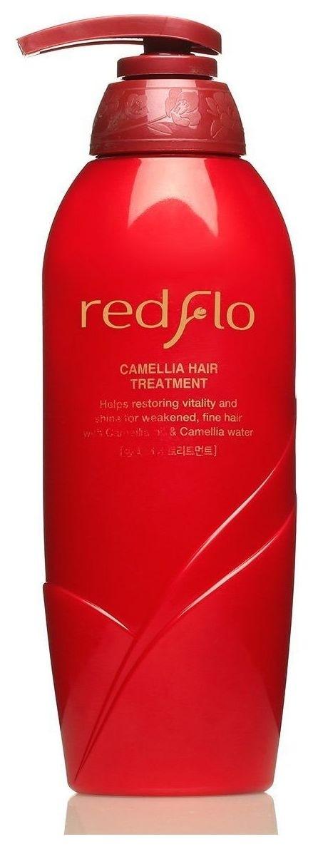 Шампунь для волос с камелией Camellia Hair Shampoo  Flor de man
