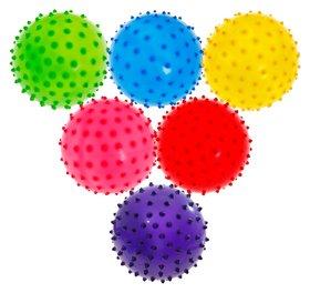 Мяч массажный диаметр 10 см  КНР