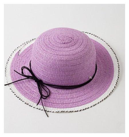 """Шляпа для девочки """"Куколка""""  Minaku"""