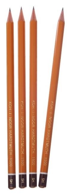 Набор чернографитных карандашей Н  Koh-i-noor