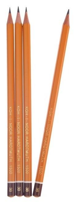 Набор карандашей чернографитных В3  Koh-i-noor