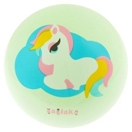 """Мяч детский """"Пони"""" диаметр 22 см  Zabiaka"""