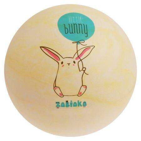 "Мяч детский ""Маленький заяц"" диаметр 22 см  Zabiaka"