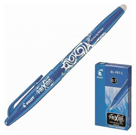 Ручка гелевая «Пиши-стирай» Pilot Frixion 0.7 мм, чернила синие  Pilot