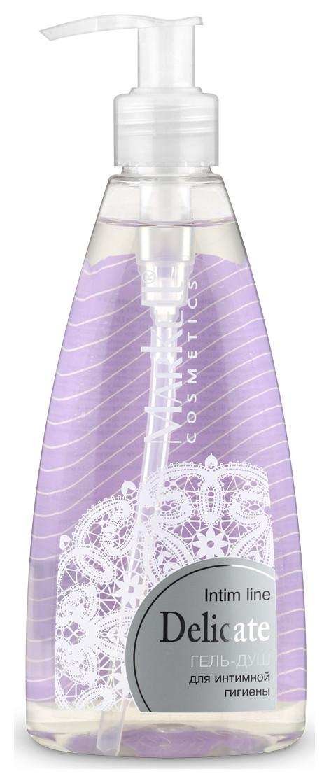 Гель-душ для интимной гигиены Delicate  Markell