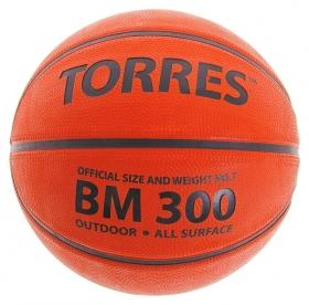 Мяч баскетбольный Bm300 размер 7
