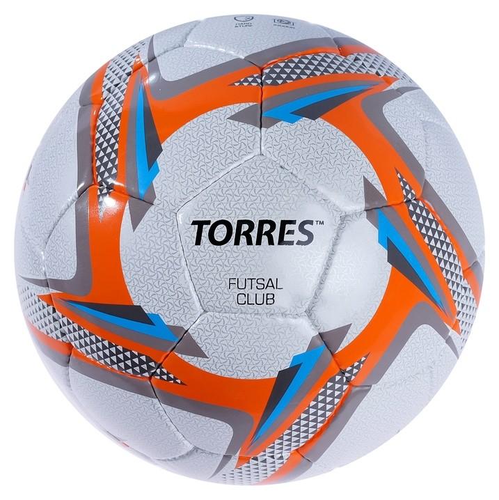 Мяч футзальный Futsal Club размер 4  Torres