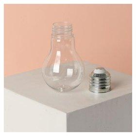 Бутылочка для хранения «лампочка»