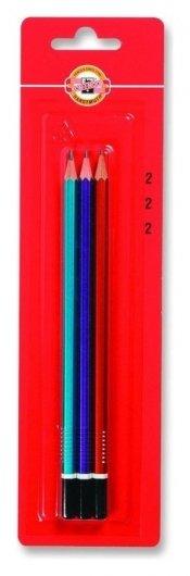 Набор карандашей чернографитных  Koh-i-noor