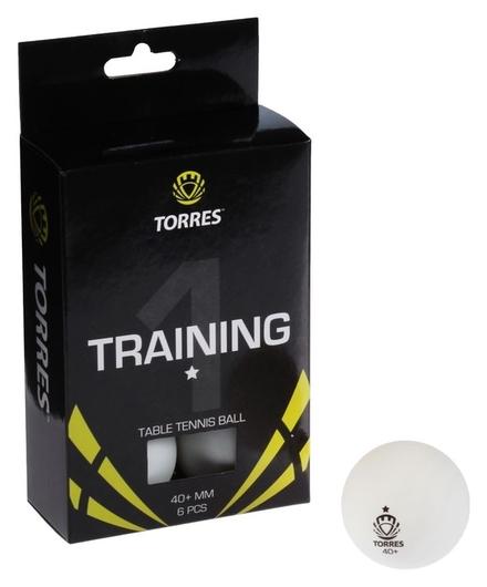 Мяч для настольного тенниса Training  Torres