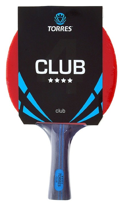 Ракетка для настольного тенниса Club 4  Torres