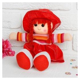 Мягкая игрушка «Кукла платье в полоску»