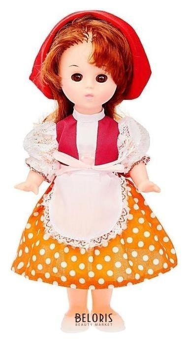 Кукла «Красная шапочка» 35 см Мир кукол