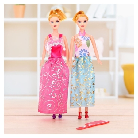 Куклы модели «Подружки»  КНР Игрушки
