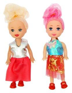 Набор кукол-малышек Красотки