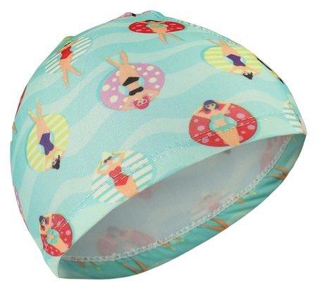 Шапочка для плавания детская Cake  Onlitop
