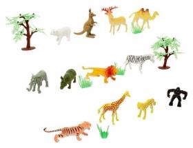 Набор животных с аксессуарами «Дикая природа»