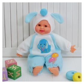 Мягкая игрушка «Кукла собачка» в костюме