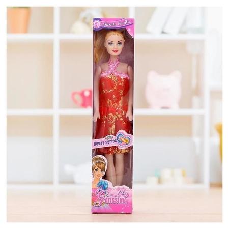 Кукла «Линда» в платье  КНР Игрушки