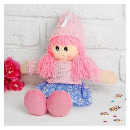 Мягкая игрушка «Кукла» в шапке  КНР Игрушки