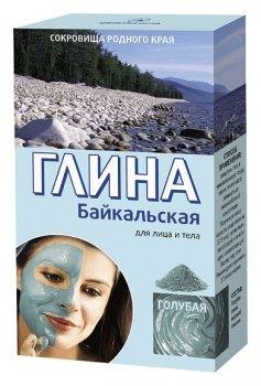 """Глина голубая """"Байкальская"""""""