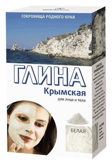 "Глина белая ""Крымская"""