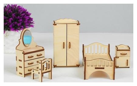 Набор мебели Спальня, 5 предметов  Polly
