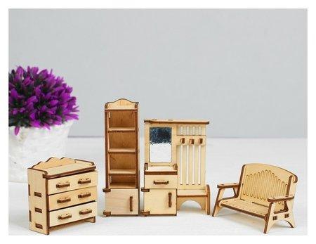 Набор мебели Прихожая, 4 предмета  Polly