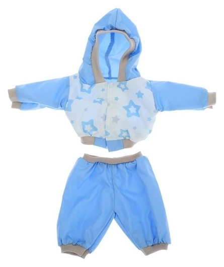 Одежда для кукол Костюм прогулочный микс  Colibri