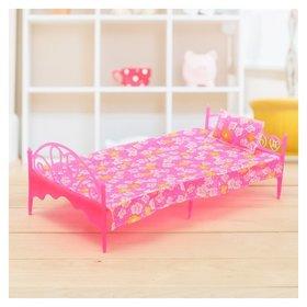 Кроватка для кукол Уют
