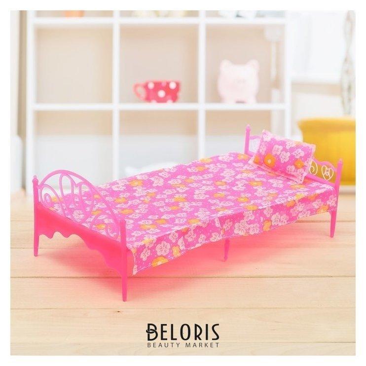 Кроватка для кукол Уют КНР Игрушки