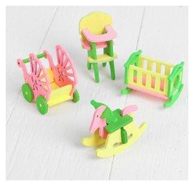 Мебель для кукол Детская