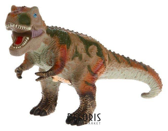Фигурка динозавра «Хищник-2», со звуковым эффектом, микс КНР Игрушки