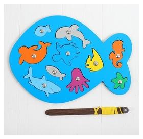 Магнитная рыбалка «Рыбка», микс