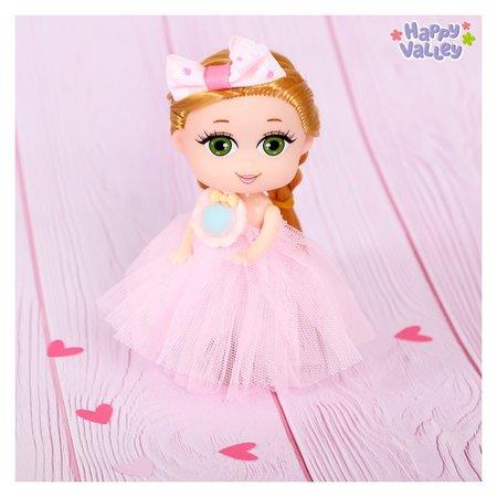 Кукла Лола с наклейками  Happy Valley