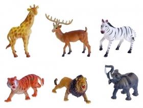 Набор животных «Загадочный мир животных», 6 фигурок