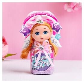 Кукла-малышка Модной девочке