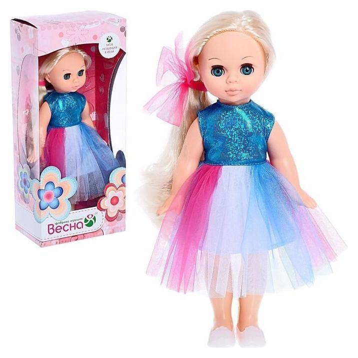 Кукла Эля праздничная 3  Весна Игрушки