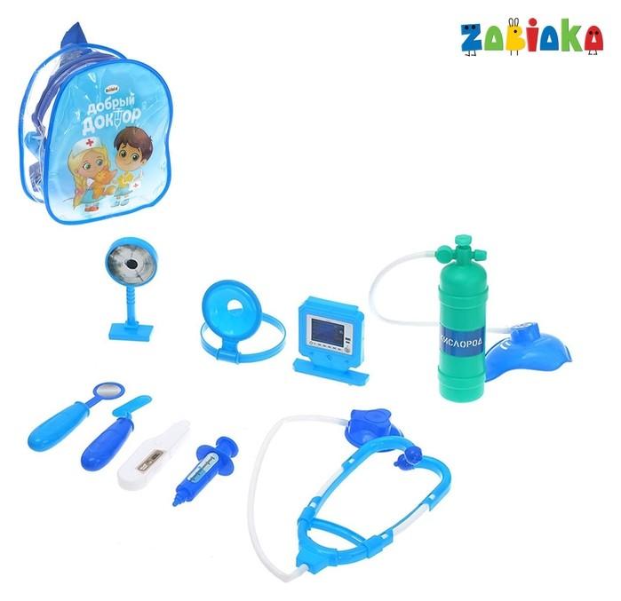 Набор доктора Добрый доктор Zabiaka