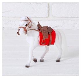 Лошадь флок с аксессуарами микс