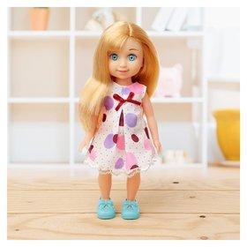 Кукла Дарья в платье