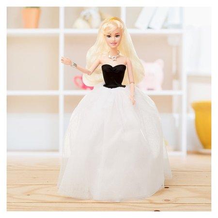 Кукла модель Катя в платье  КНР Игрушки