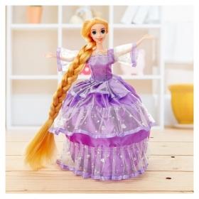 Кукла сказочная Злата в платье