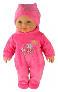 Кукла Малышка Цветочки